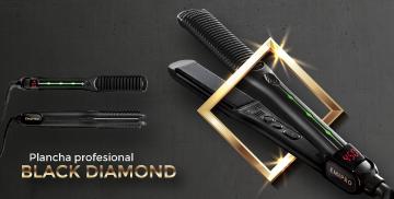 Plancha profesional para el cabello EMIPRO