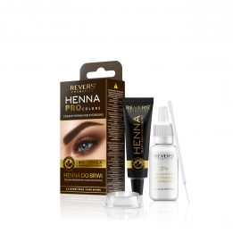 Henna zestaw dark brown ENG